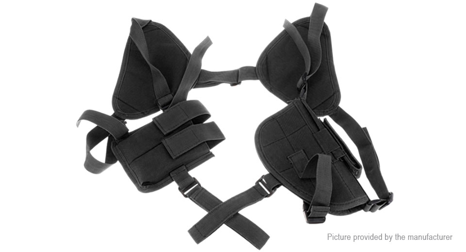 Product Image: outdoor-tactical-nylon-toy-2-gun-holster-sheath