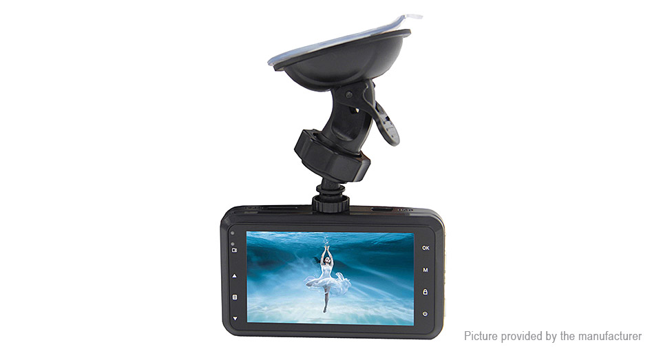 "A15 3"" TFT 1080p HD Car DVR Camcorder"