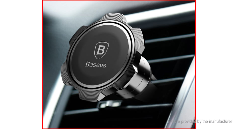 Basues Hand Spinner Styled Magnetic Car Air Vent Cell Phone Holder