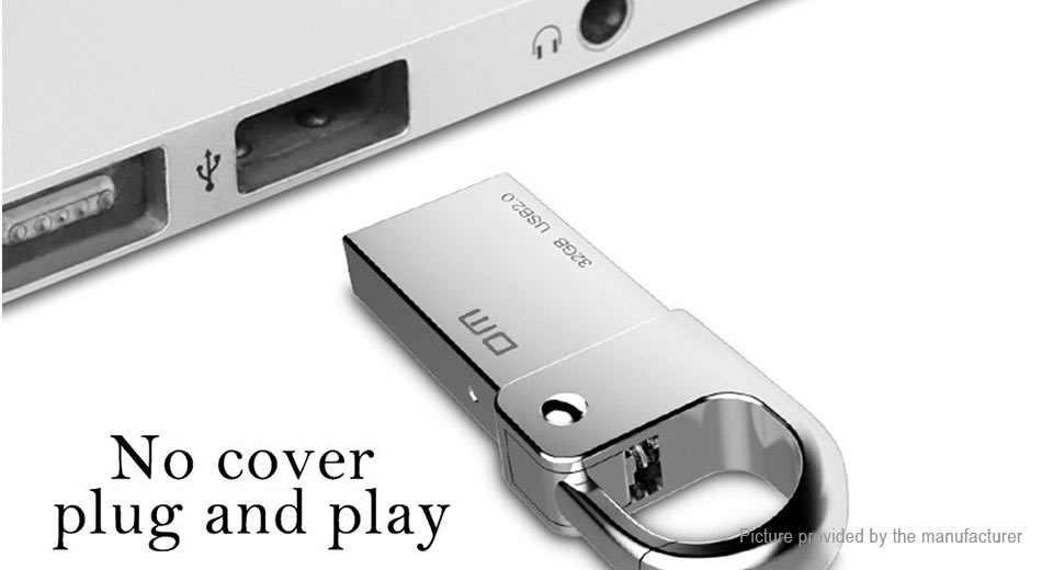 DM PD027 USB 2.0 Flash Drive (16GB)