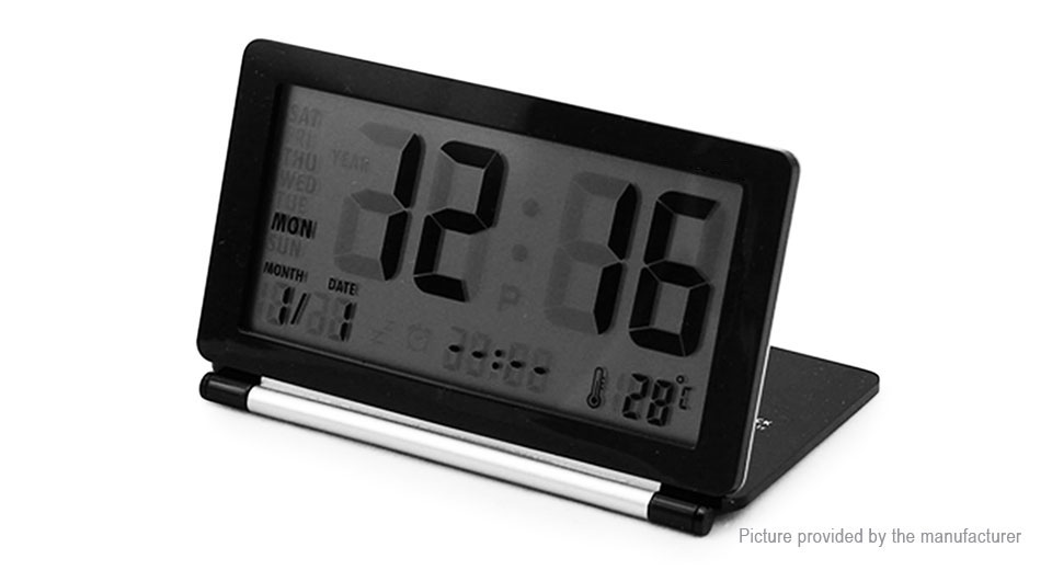 Multi-functional LCD Projection Digital Alarm Clock