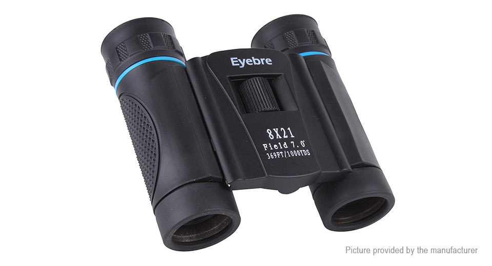 Eyebre 8X 21mm Portable Binocular Telescope