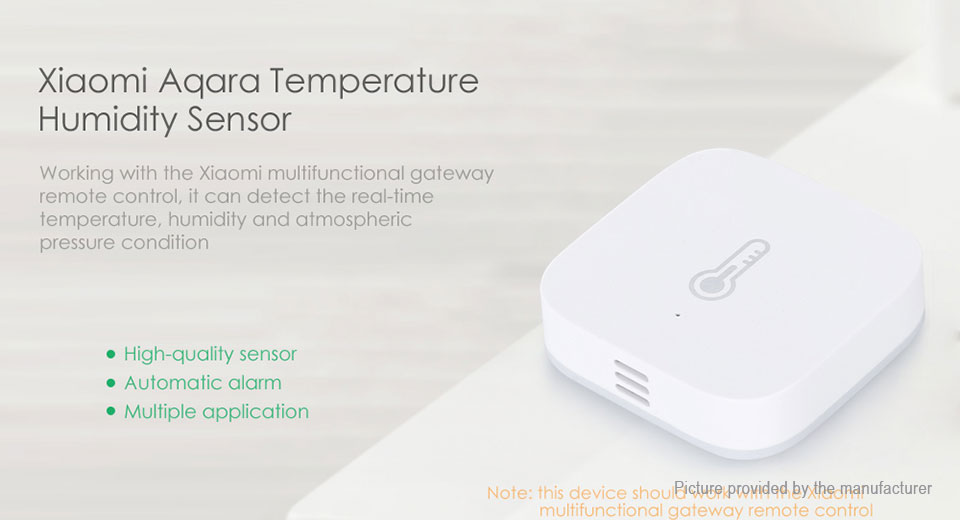 13 50 Authentic Xiaomi Mi Smart Home Aqara Temperature