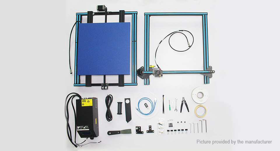 Authentic Creality CR-10 3D Printer DIY Kit