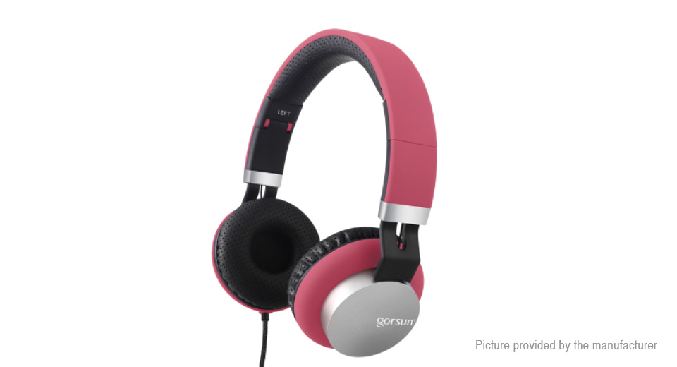 Product Image: gorsun-gs-789-wired-stereo-headphone