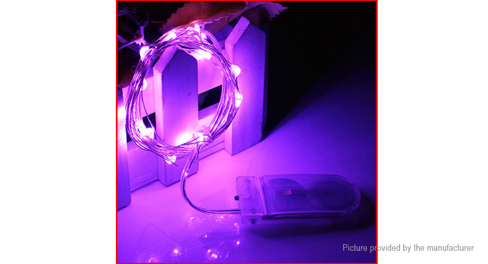 LED String Fairy Light Wedding Christmas Decor (2m)