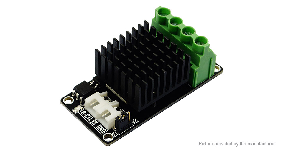 Product Image: 3d-printer-heating-controller-mks-mosfet-for