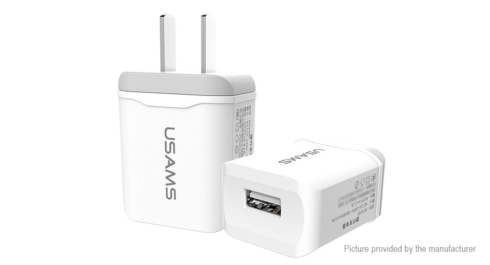 Product Image: usams-us-cc017-usb-charger-power-adapter