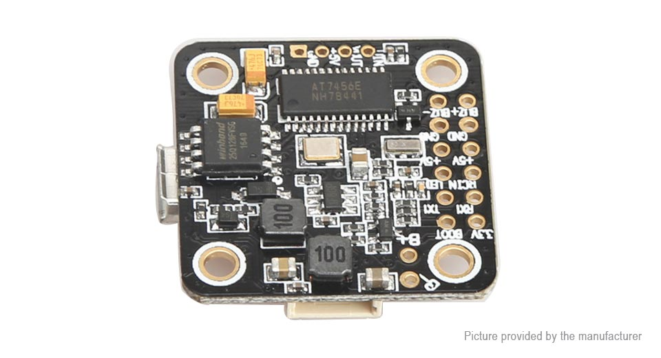 Product Image: micro-f4-flight-controller-w-integrated-osd