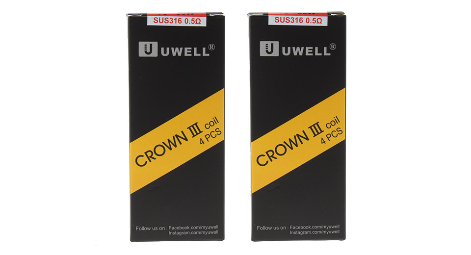 Product Image: 8pcs-authentic-uwell-crown-3-crown-3-mini