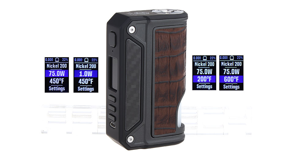Product Image: authentic-lost-vape-therion-bf-squonker-dna75c-tc