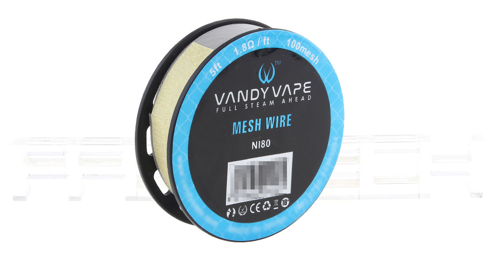 Product Image: authentic-vandy-vape-ni80-mesh-wire