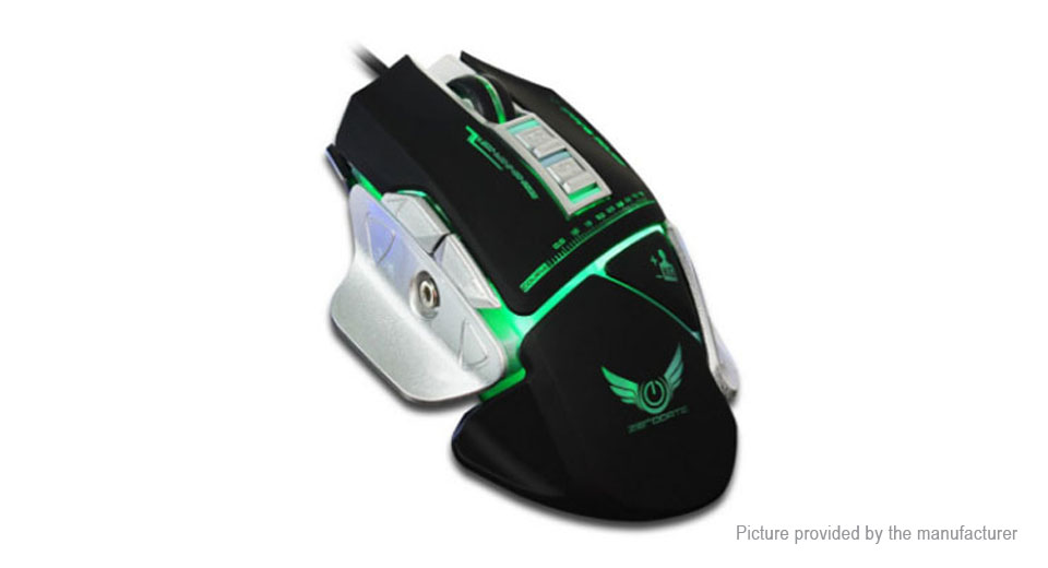 ZERODATE X400 Wired Gaming Mouse