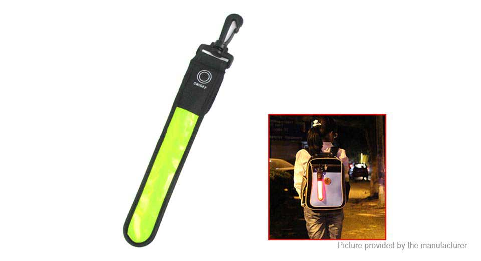 Product Image: seeyu-clip-on-led-reflective-band-for-backpack
