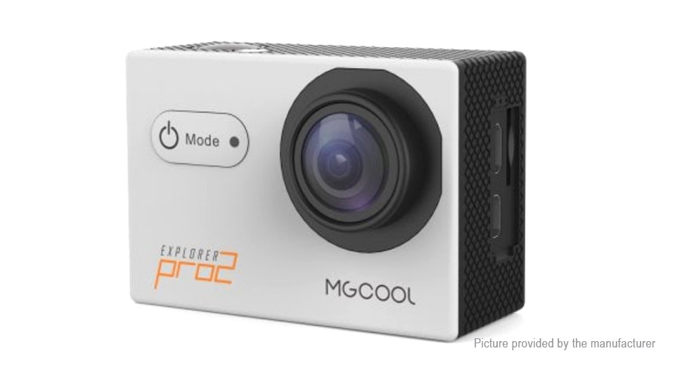 Authentic MGCOOL Explorer Pro 2 720p Wifi Sports Action Camera