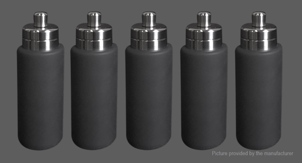 Product Image: yftk-510-central-silicone-refill-bottle-5-pack