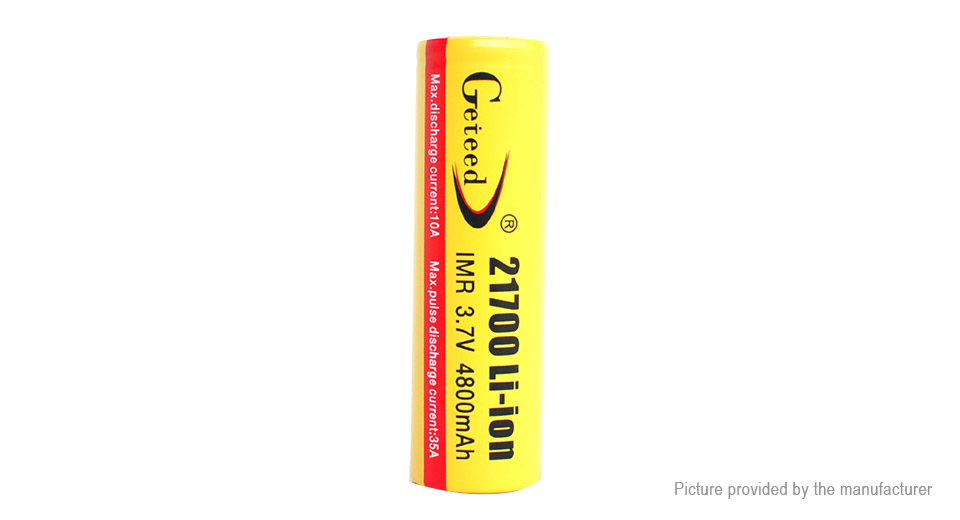 Product Image: authentic-geteed-imr-21700-3-7v-4800mah