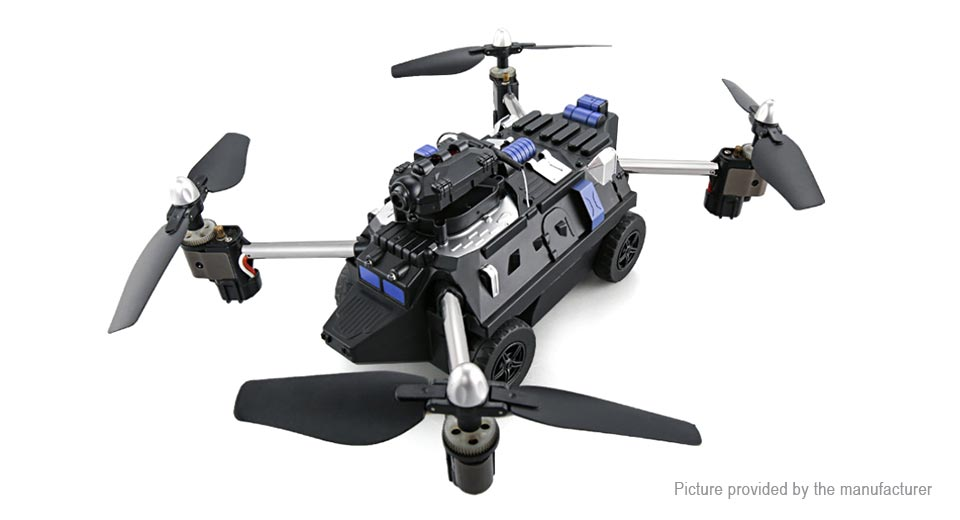 Product Image: authentic-jjrc-h40wh-r-c-quadcopter-flying-tank