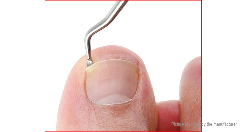 $7.55 Stainless Steel Ingrown Toenails Nipper Thick Nail Clipper ...