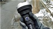 Authentic Manker MK35 LED Flashlight