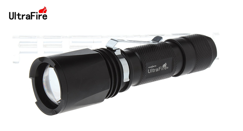Product Image: ultrafire-uf-v3-led-flashlight-w-focus-zoom