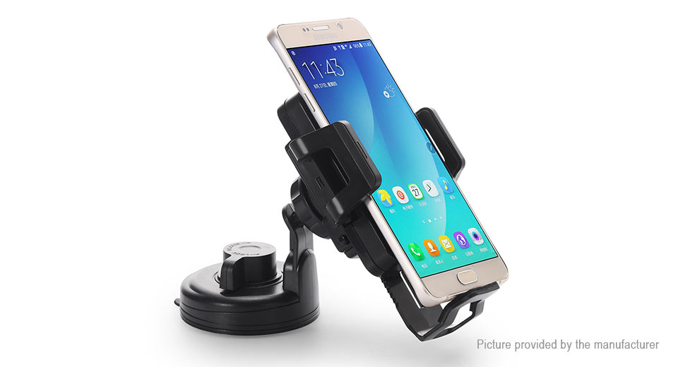 Itian C1+ 5W Car Wireless Charger Holder Stand