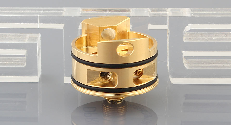Authentic CoilArt DPRO RDA Rebuildable Dripping Atomizer