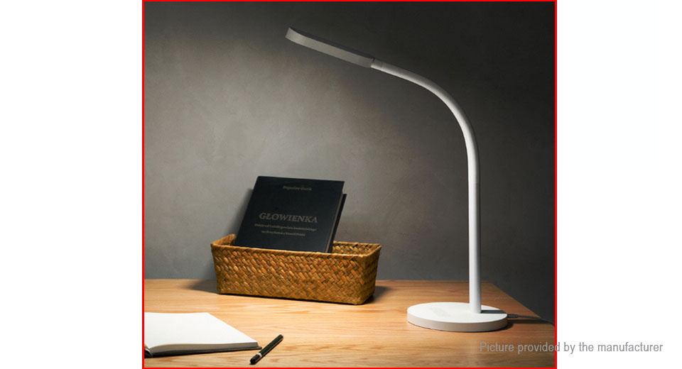 Authentic Xiaomi Yeelight Folding Led Touch Dimmable Desk Lamp Rechargeable Version