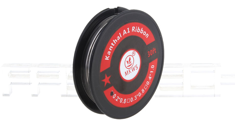 Product Image: authentic-mkws-kanthal-a1-ribbon-heating-wire