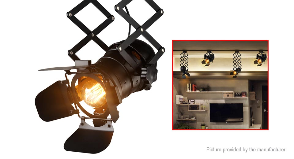 Product Image: retro-loft-stretchable-ceiling-light