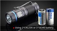 Authentic JETBeam E20R LED Flashlight