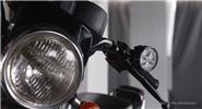 LED Motorcycle Electric Bike Headlight Spotlight (Pair)