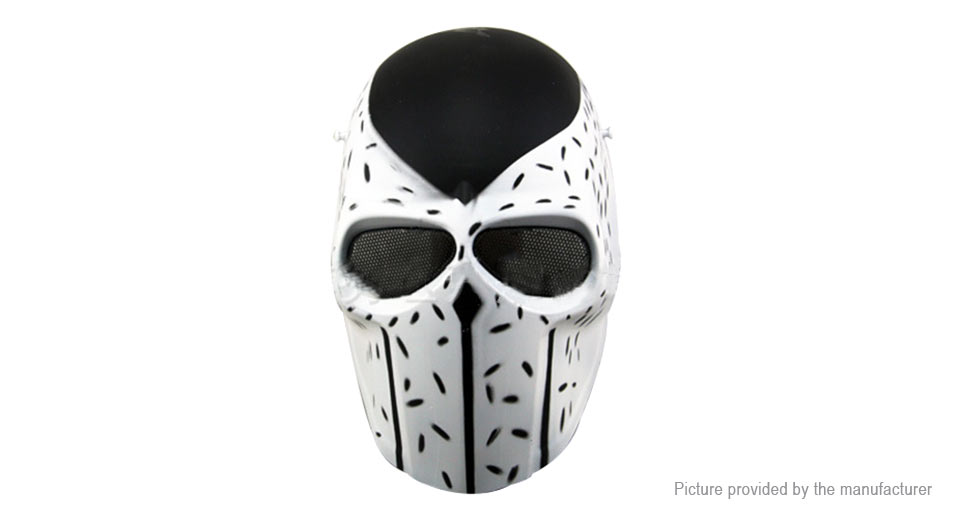Product Image: spot-styled-party-masquerade-halloween-full-face
