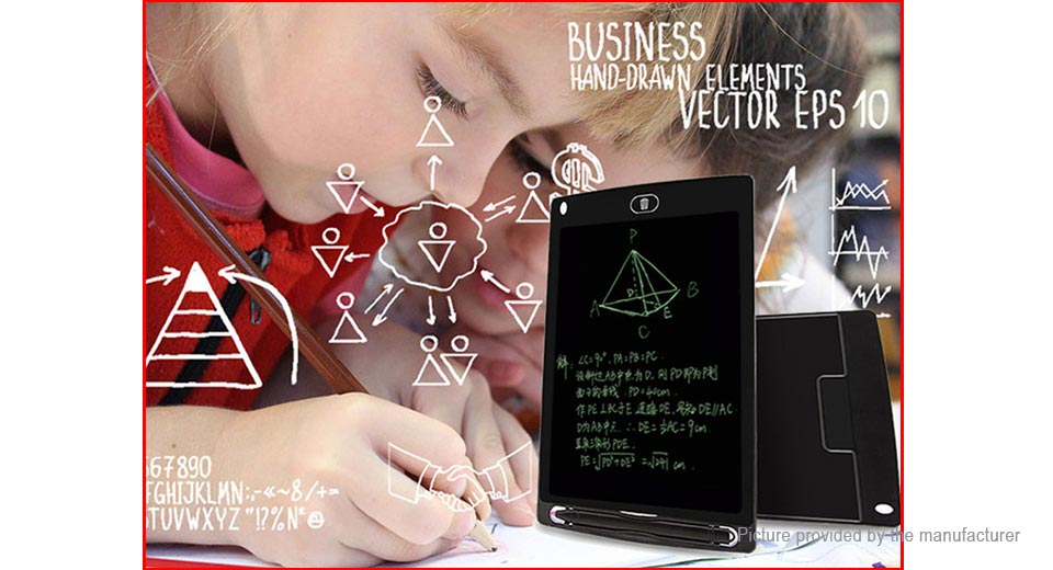 "8.5"" LCD Writing Tablet Digital Drawing Board"