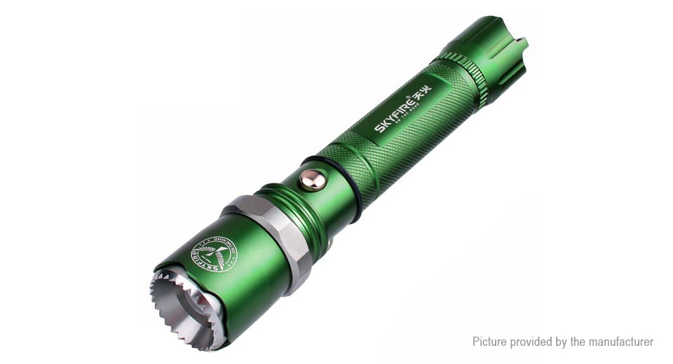 Product Image: skyfire-sf-002-led-flashlight-gift-set-w-focus