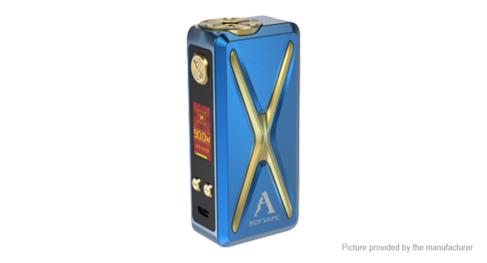 Product Image: authentic-rofvape-xer-90w-tc-vw-apv-box-mod