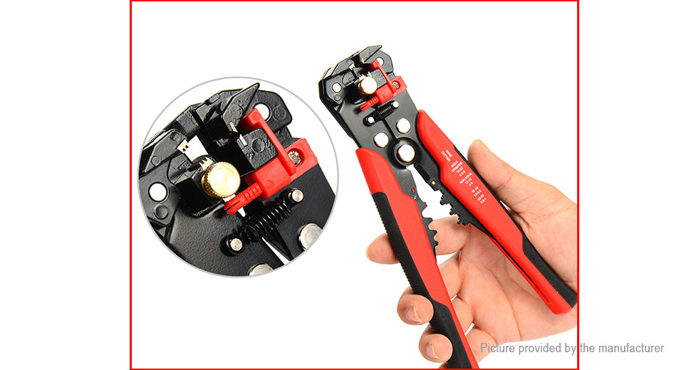Multifunctional Ratchet Crimping Tool Wire Strippers Terminals Pliers