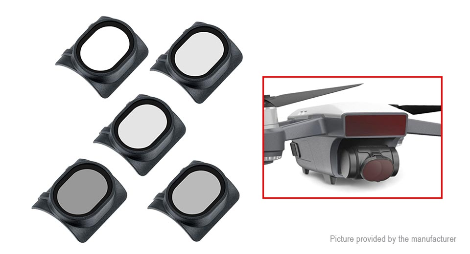 Product Image: 5-in-1-camera-lens-filter-set-for-dji-spark