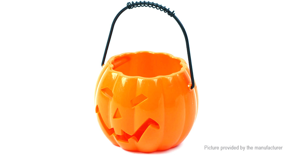 Hollow Pumpakin Lantern Halloween Decoration Lamp