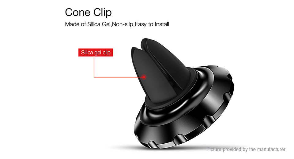 Cafele Magnetic Car Air Vent Cell Phone Holder Stand