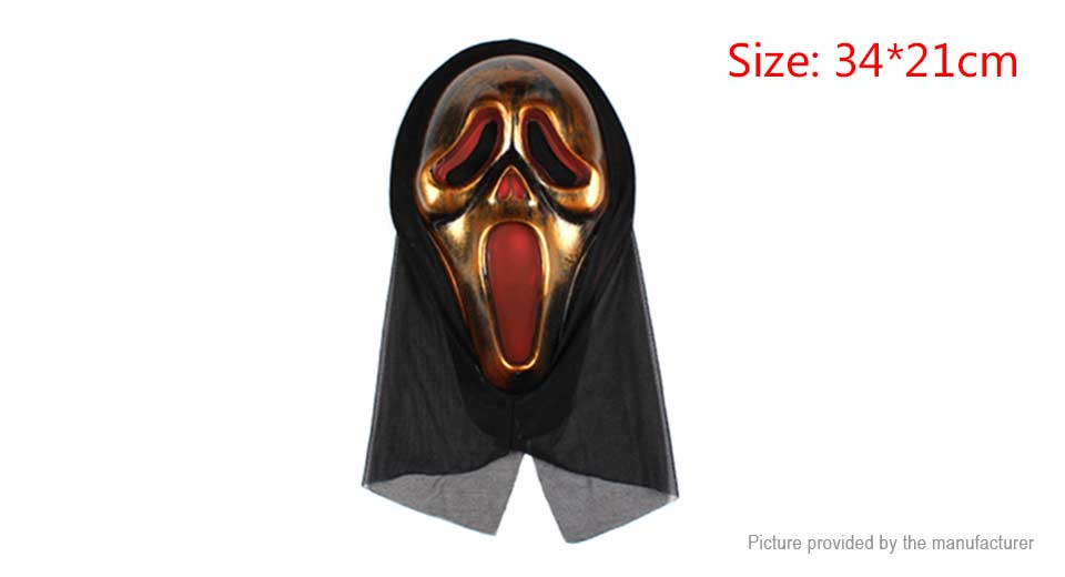 Scream Styled Halloween Party Masquerade ...