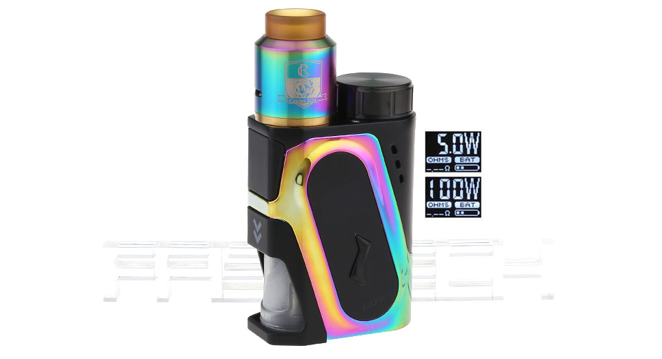 Product Image: authentic-ijoy-capo-squonker-100w-box-mod-combo