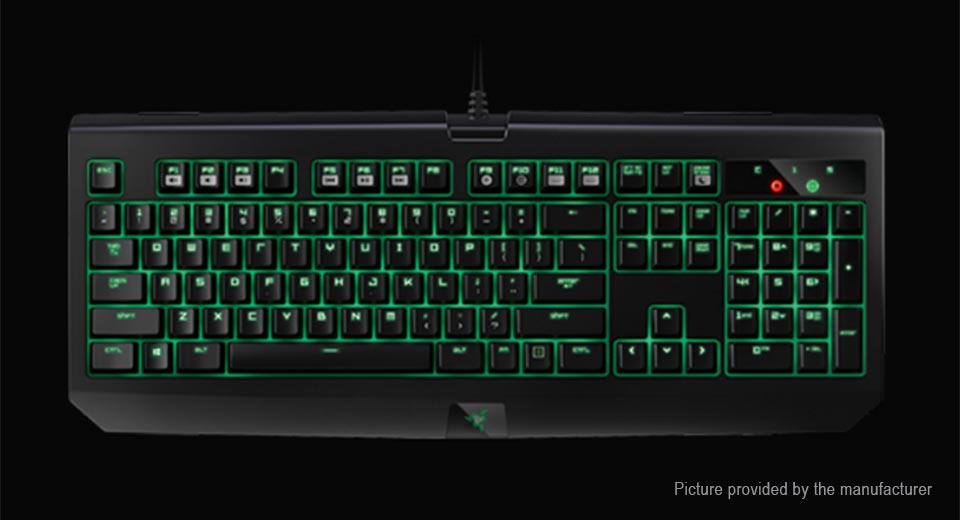 Razer Blackwidow Ultimate 2016 USB Wired Mechanical Keyboard