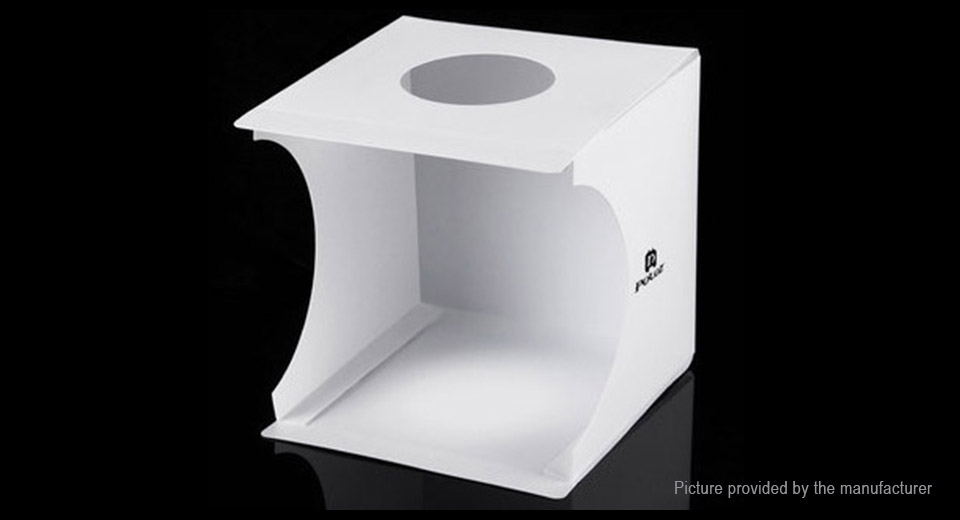 Product Image: puluz-portable-folding-led-photo-studio-box
