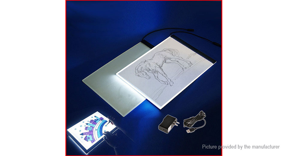 A4 Ultra Thin LED Light Tracing Board Copy Panel Board