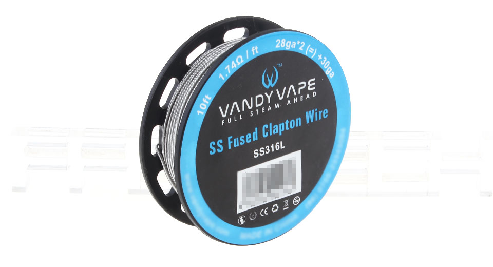 Product Image: authentic-vandy-vape-316l-stainless-steel-fused