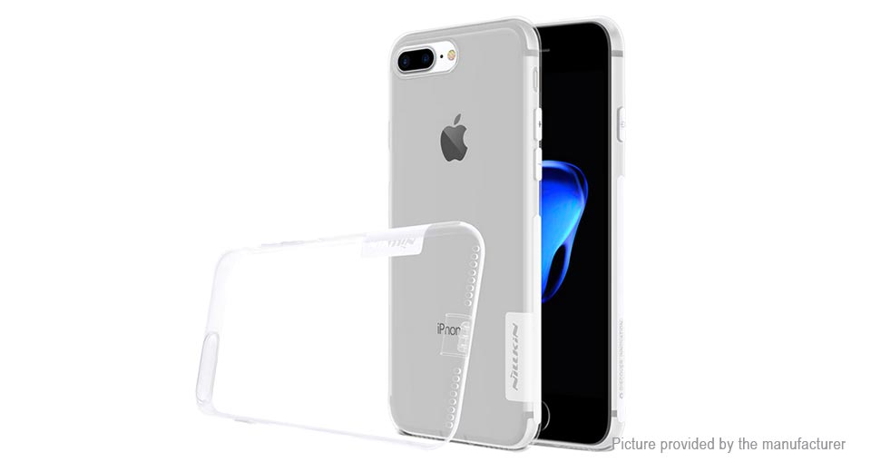 Nillkin Nature Series TPU Protective Back Case Cover for iPhone 8 Plus