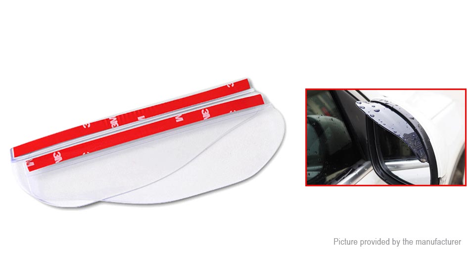 Product Image: car-rear-view-mirror-rain-cover-shield-flexible