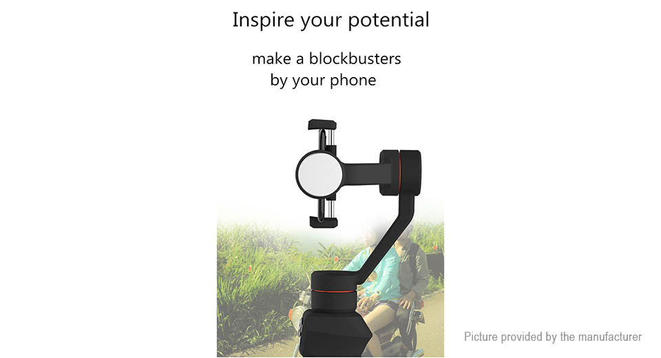 3-axis Handheld Gimbal Stabilizer for DJI Osmo ...