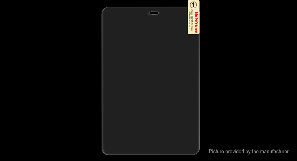 Hat.Prince 2.5D Tempered Glass Screen Protector for Xiaomi Mi Pad 2/3